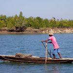 embarcation au Myanmar