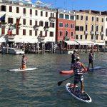 paddle dans Venise