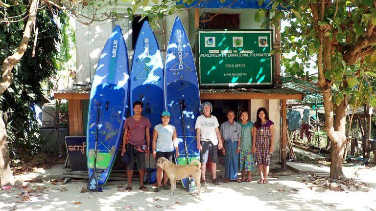 Wordview International Climate Park in Myanmar