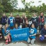 Les participants de Surfrider Bas-Rhin
